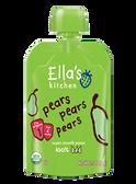 Ella's Kitchen - Pears Pears Pears -2.5oz