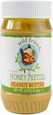 Wild Friends - Honey Pretzel Peanut Butter -14oz