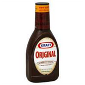 Kraft Original BBQ Sauce -28 oz