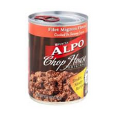 Alpo Chop House Dog Fillet  Mingon Flavor-13oz