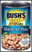 Bush's  Black Eyed Peas -15 oz