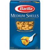 Barilla Whole Grain Shells Medium Pasta - 16 oz