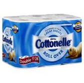 Cottonelle Double Roll - 12 Roll