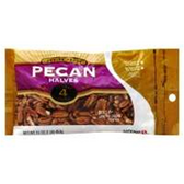 Local Brand Pecan Halves - 6 oz