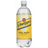 Schweppes Tonic Water - 1 L