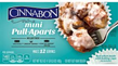Pillsbury Cinnabon Mini Pull-Aparts -19.5oz