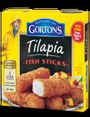 Gorton's Tilapia Fish Sticks -17.2oz