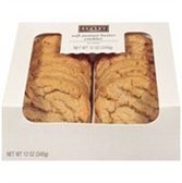 Fresh Bakery Cookies Peanut Butter Cookies -8 ct