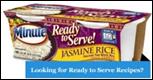 Minute Rice - Jasmine Rice -4.4oz