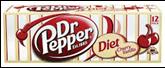 Dr. Pepper Caffeine Free Fridge -12pk