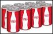 Coke Sleek Cans -8pk