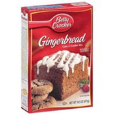 Betty Crocker Gingerbread Mix -18.25 oz