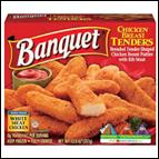 Banquet Chicken Breast Tenders -26 oz