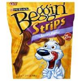 Purina Beggin Strips Bacon - 25 Oz