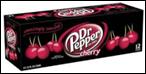 Dr. Pepper Cherry -12pk