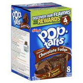 Kellogg's Pop Tart Chocolate Fudge -8 ct