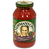 Newman's Own Roasted Garlic Pasta Sauce - 24 oz