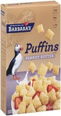 Barbara's Puffins - Peanut Butter 11oz