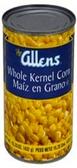 Allen's - Whole Kernel Corn -15oz