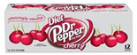 Dr. Pepper Diet Cherry -12pk