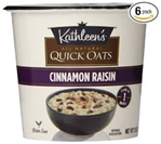 Kathleen's Quick Oats - Cinnamon Raisin -2oz