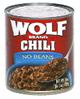Wolf No Beans Chili, 19 OZ