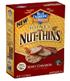 Blue Diamond Nut‑Thins Honey Mustard Cracker Snacks, 4.25 1
