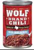 Wolf No Beans Chili, 10 OZ