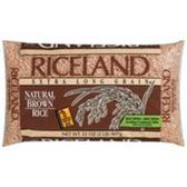 Riceland Extra Long Grain Natural Brown Rice -2 Lb