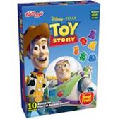Kellogg's DisneyPixar ToyStory Assorted Fruit Snacks -10 pk