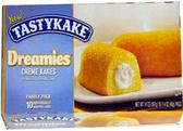 Tastykake - Dreamies Crème Kakes -10ct