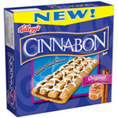 Kellogg's Cinnabon Original Bars -6 pk