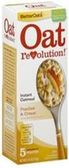 Better Oats Oat Revolution - Peaches & Cream -5pouches