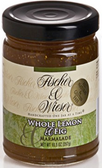 Fischer & Wieser Jelly - Whole Lemon & Fig -10.9oz