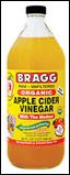 Bragg Organic Raw Apple Cider-Quart