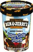 Ben & Jerry's - Americone Dream -16oz