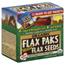 Carrington Farms Organic Flax Paks Milled Flax Seeds, 12 CT