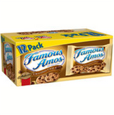 Famous Amos Chocolate Chip Cookies - 8 pk