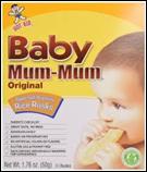 Hot Kid Baby Mum Mums Original -1.76oz
