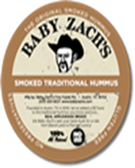 Baby Zach's - Smoked Traditional Hummus -8oz