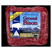 Ground Bison
