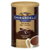Ghirardelli Chocolate Mocha Hot Cocoa Mix -16 oz