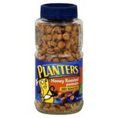 Planters Honey Roasted Peanuts - 16oz