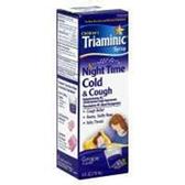 Triaminic Grape Flavor Night Time Cold And Cough - 4 Fl. Oz.