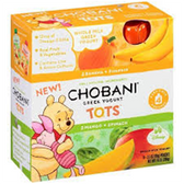 Chobani Kids Spinach & Banana