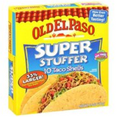 Old El Paso Super Stuffer Taco Shells -10 ct