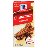 McCormick Specialty Extracts Cinnamon Extract -2oz