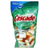 Cascade Action Pacs Citrus Scent -32 ct