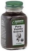 Central Market Organic Vanilla Extract-2 oz