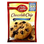 Betty Crocker Chocolate Chip Cookie Mix -17.5 oz